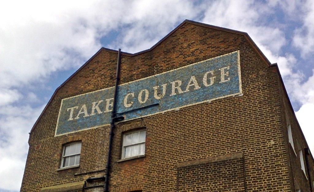 Take Courage S Khan